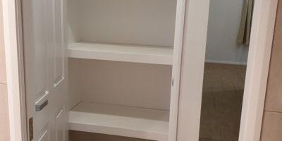 Hall cupboard 32